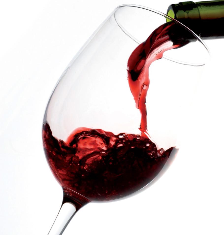 El vino tinto puede ser bueno para los dientes