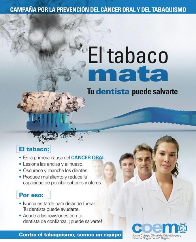 La influencia del tabaco en las encías