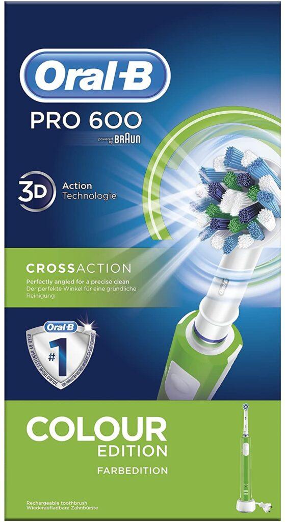 Oral B Pro 600 CrossAction